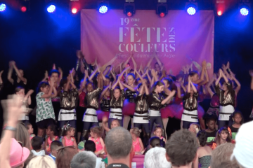 Photo Ecole de danse L'Alternative - Fête des couleurs 2019