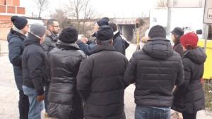 Il Movimento 5 Stelle Mondolfo in tour a Marotta Sud