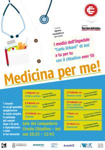 Medicina per me! – A tu per tu con il medico dell'Ospedale Carlo Urbani di Jesi