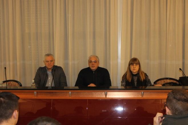 incontro con Manfredo Coen al Panzini di Senigallia