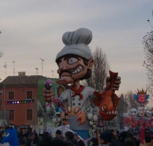 Il getto al Carnevale di Fano? L'hanno inventato le zitelle!