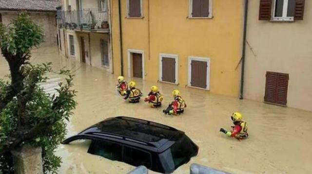 SENIGALLIA / Per l'alluvione oltre mille domande di risarcimento