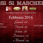 Jesi Si Maschera 2016, una grande festa in centro