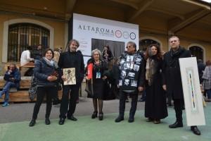 Giornata romana per il Movimento  artistico Introvisione