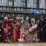 I bagnanti di Senigallia, la maschera più bella del Carnevale di Venezia