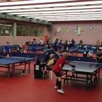 Tennistavolo, fine settimana intenso al Centro Olimpico