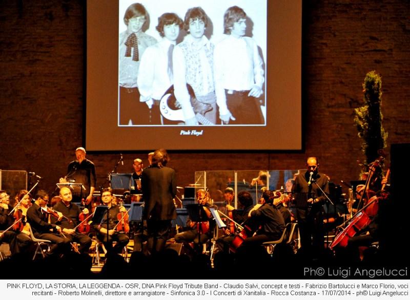 Pink Floyd, La storia, la leggenda al Teatro Pergolesi di Jesi
