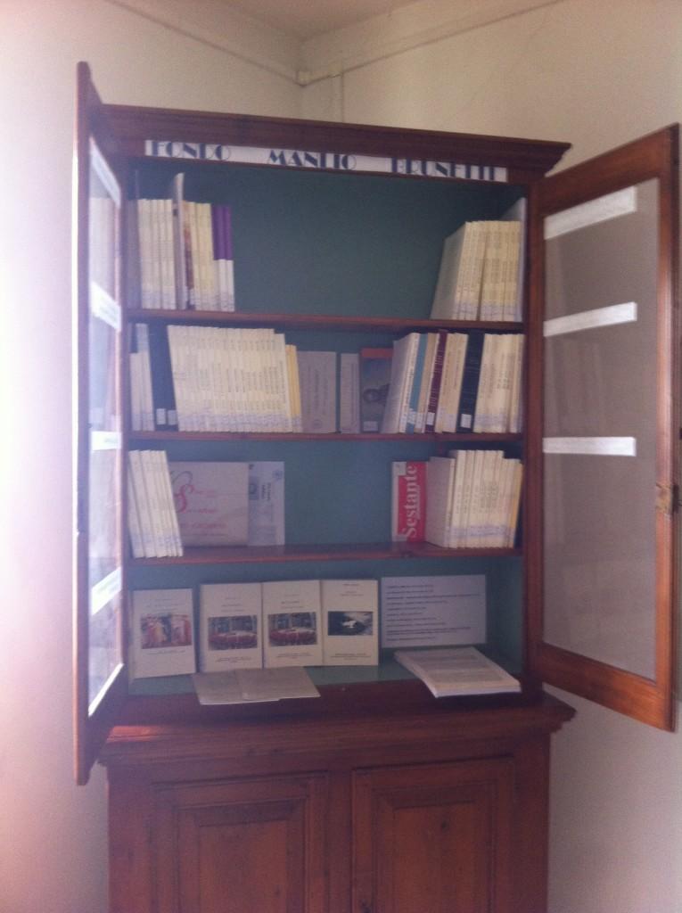I libri di Manlio Brunetti donati alla Biblioteca di Barbara