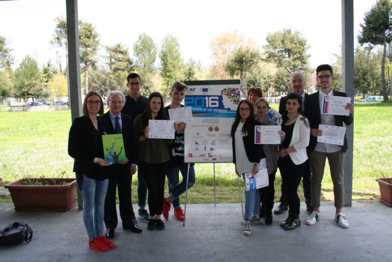Gli studenti dell'IIS Galilei di Jesi trionfano a Milano