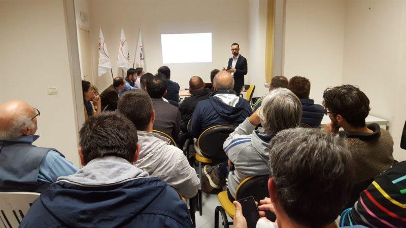 """""""Ecco come vogliamo difendere la costa di Marotta"""""""