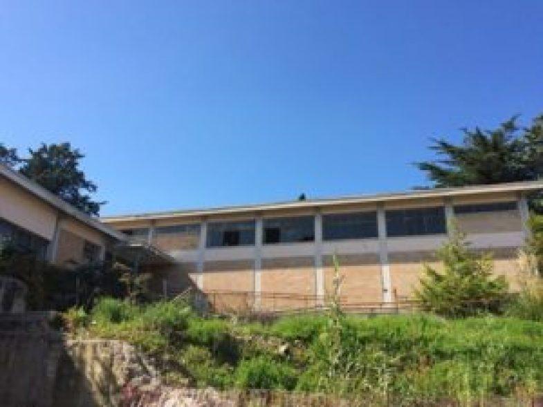 Ostra ricostruisce la palestra della scuola Crocioni