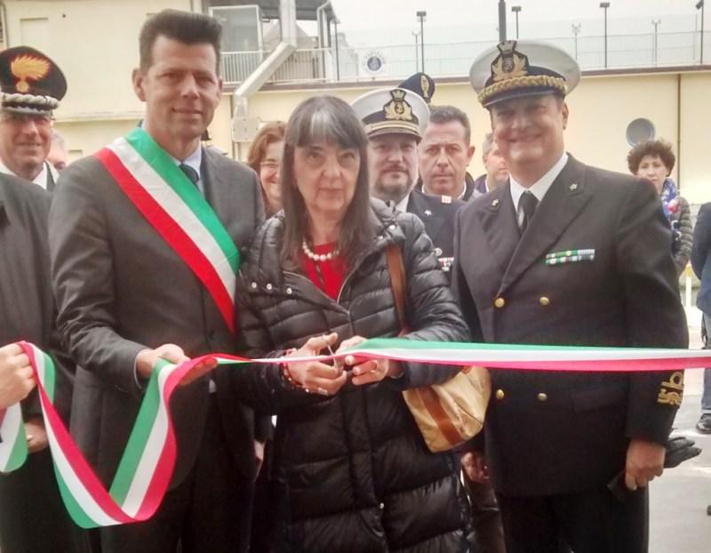 Inaugurata a Senigallia la caserma della Capitaneria di Porto