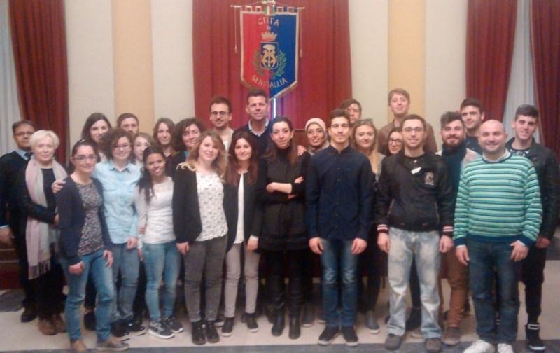 Senigallia, concluso il servizio civile regionale