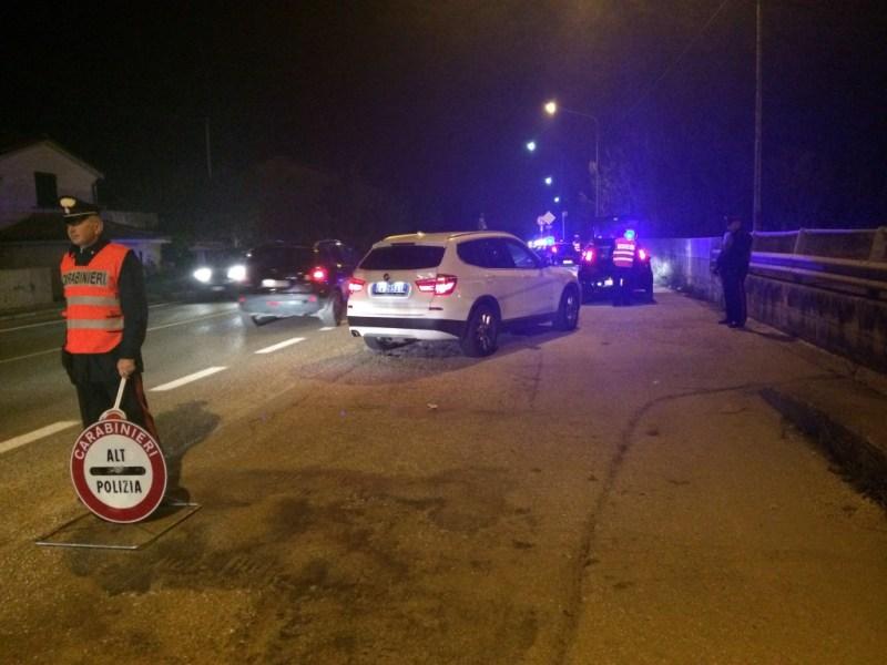 Ladri costretti alla fuga nella notte a Senigallia