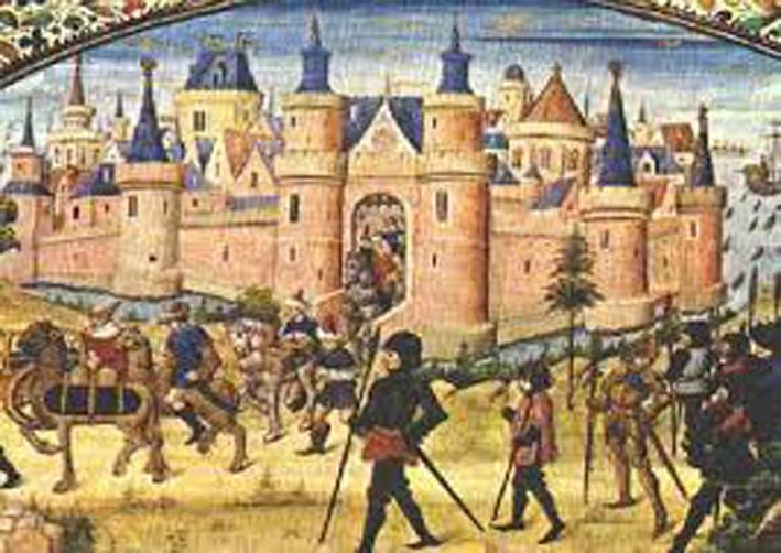 A Corinaldo studenti a lezione di Medioevo