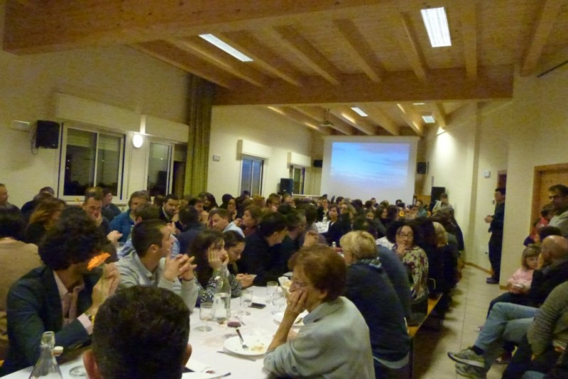 In 300 a Senigallia alla cena della solidarietà