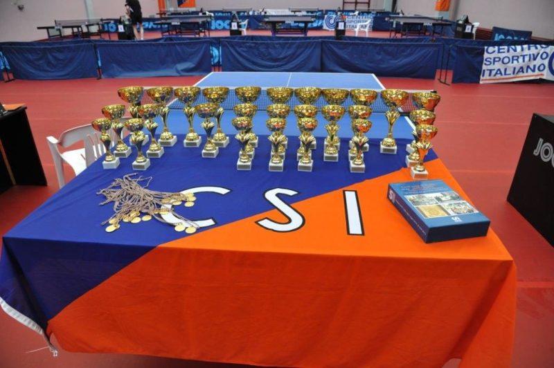 Tennistavolo, 27 senigalliesi ai campionati italiani