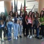 Le alunne dell'Apolloni di Fano vincono le Olimpiadi della grammatica