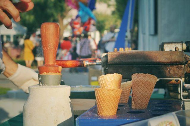 L'olio di Cartoceto diventa gelato