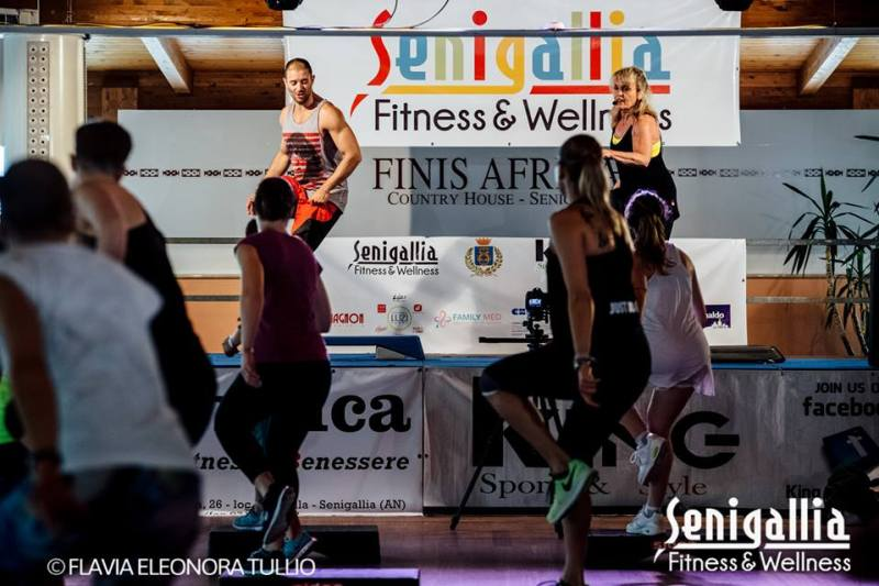 Professionalità e divertimento, conclusa la prima edizione di Senigallia Fitness & Wellness