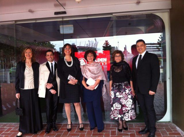 Al Panzini di Senigallia scambio Italia–Australia