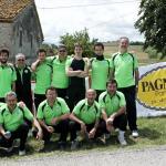 Il team Abis di Senigallia vince il campionato italiano di boccia su strada