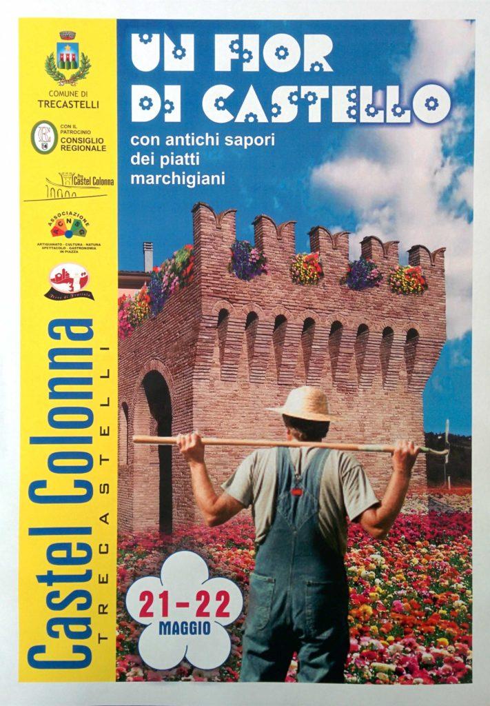 A Castel Colonna una festa dedicata ai fiori