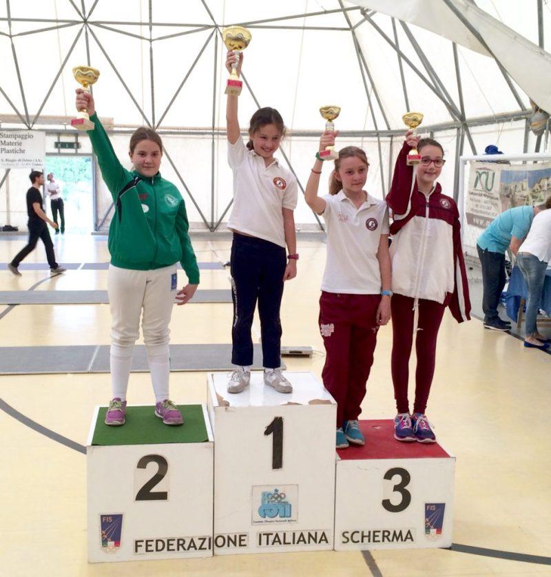 Eccellenti risultati per i giovani del Club Scherma Senigallia
