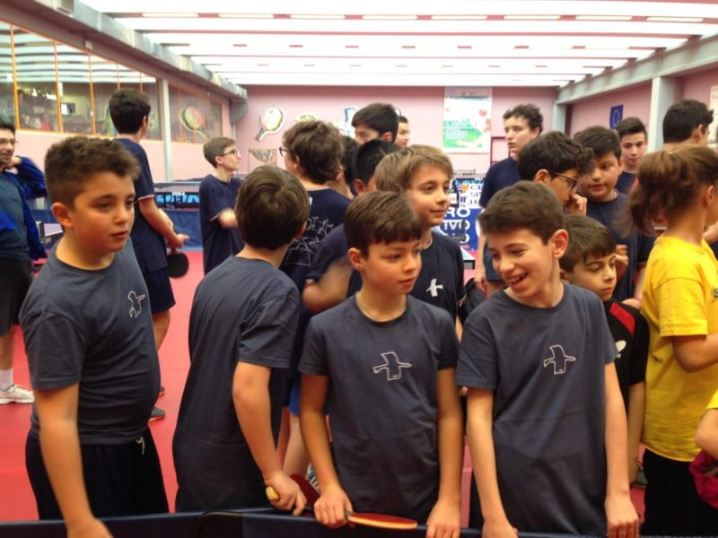 Tennistavolo: no al play-off, sì al Trofeo Coni