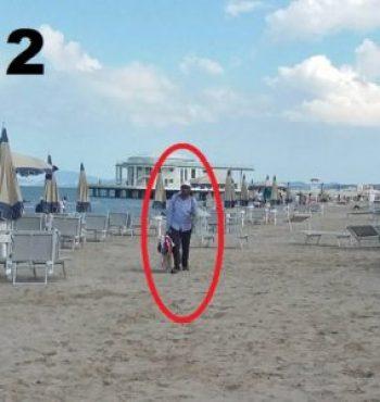 """In due ore sono passati sulla spiaggia quattordici vu cumprà irregolari"""