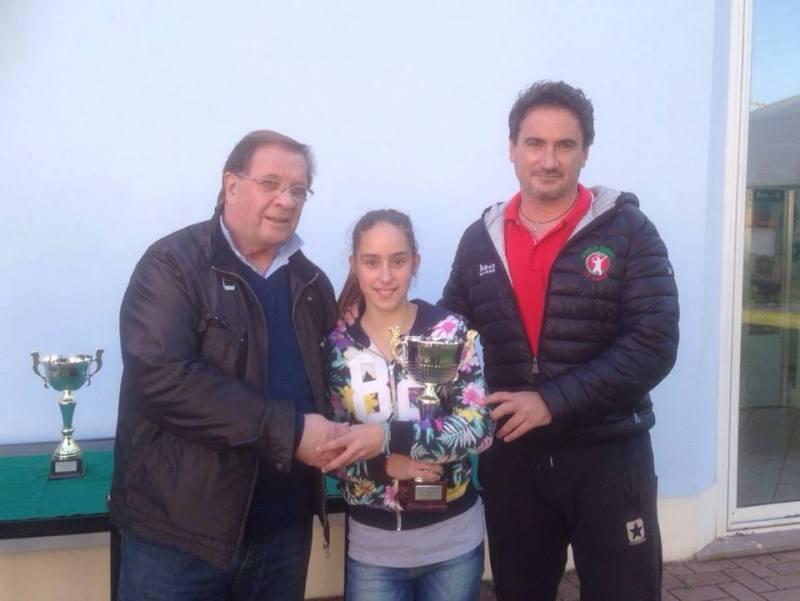 Tennis, successi di Nicole Ciciliani e Denis Mirza  del Moie Sporting Club