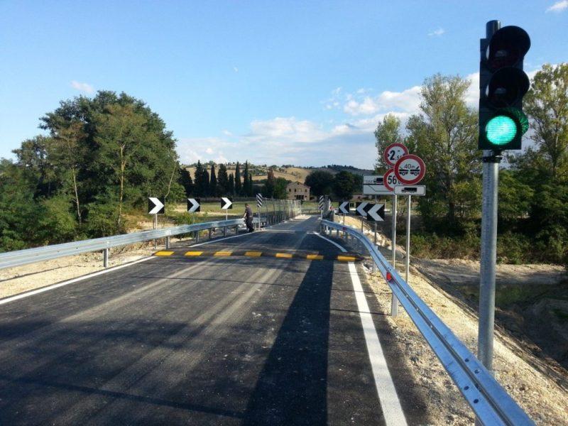 Al via giovedì i lavori di ricostruzione del ponte sul Cesano