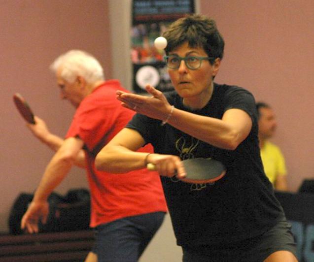 Tennistavolo, Sabrina Moretti vince ancora