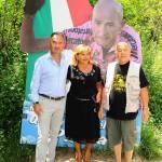 """Carpegna ha ricordato il """"suo"""" campionissimo Marco Pantani"""