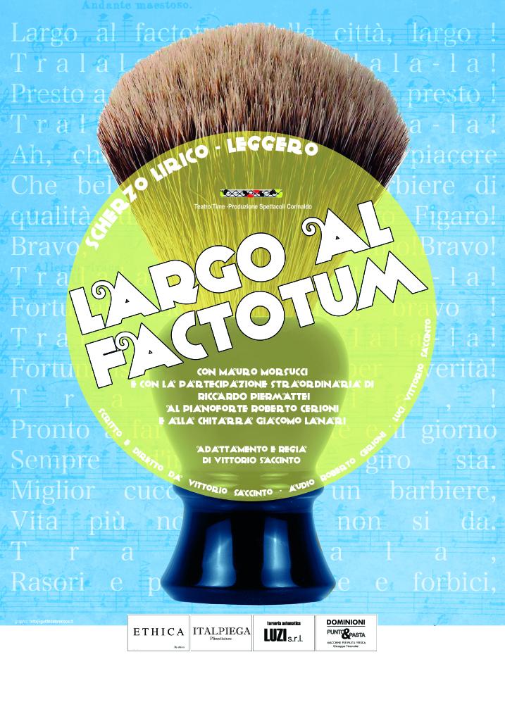 SENIGALLIA / Al Teatro Portone Mauro Morsucci propone un Figaro di...qualità