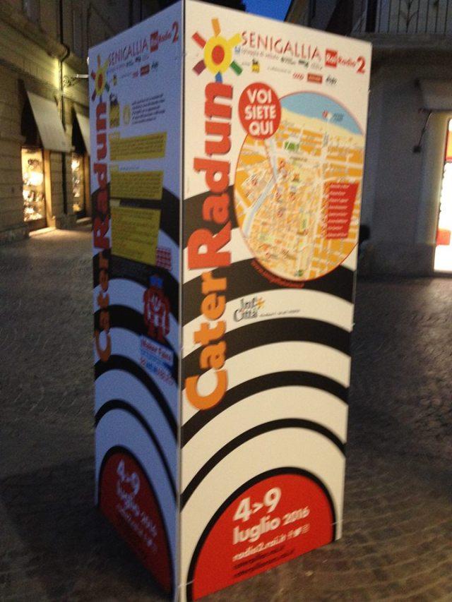 Si alza il sipario sul Caterraduno di Senigallia