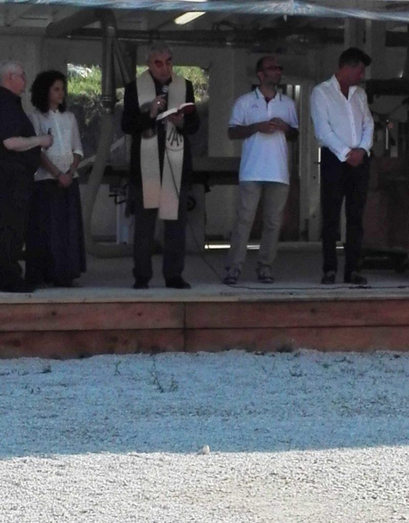 Inaugurata a Senigallia la Falegnameria della solidarietà