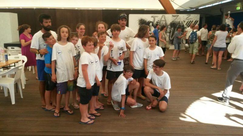 L'unione tra Marotta e Senigallia scelta vincente nella vela