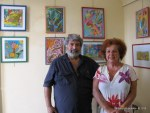 Sabato a Senigallia una mostra con opere di Aldo Peruzzini e Paola Kaczko