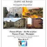 Scatti nel borgo a San Lorenzo in Campo con passeggiate fotografiche a San Vito e Montalfoglio