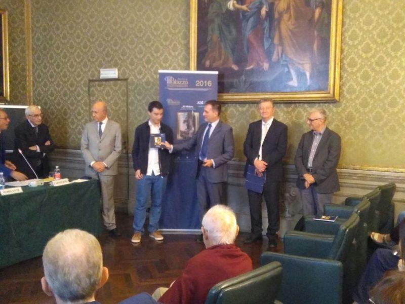 URBINO / Premiato a Roma dall'Abi lo studente Giacomo Alberico