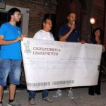 Un successo come dalle premesse l'#Amatriciana solidale in piazza a Castelferretti