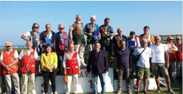 TIRO A VOLO / Fano ha ospitato i campionati italiani veterani e master