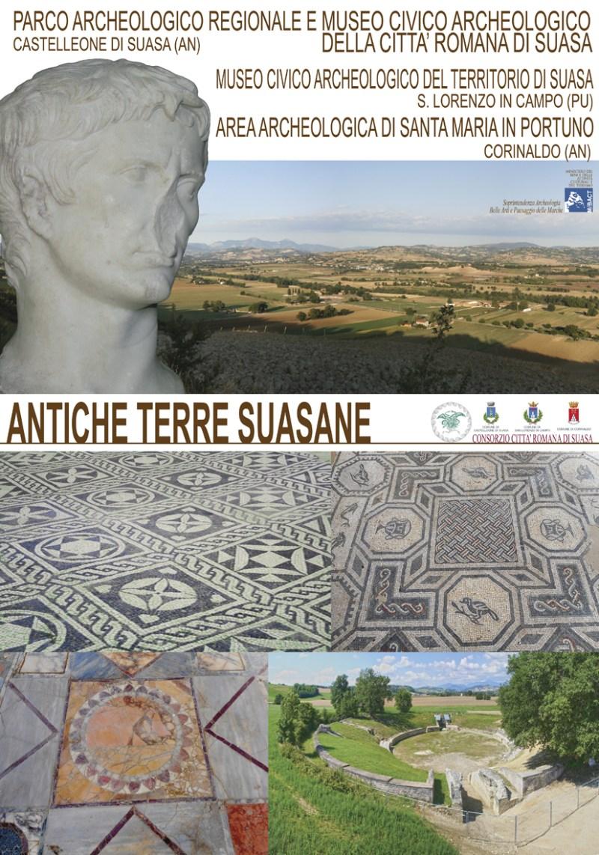 Aperture autunnali del Parco Archeologico e Strutture Museali di Suasa