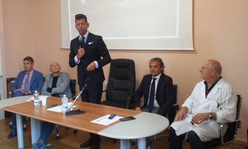 All'ospedale di Senigallia inaugurata la nuova area travaglio-parto