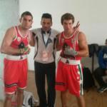 BOXE / Ottime prove degli atleti dell'Audax Fano ai campionati italiani