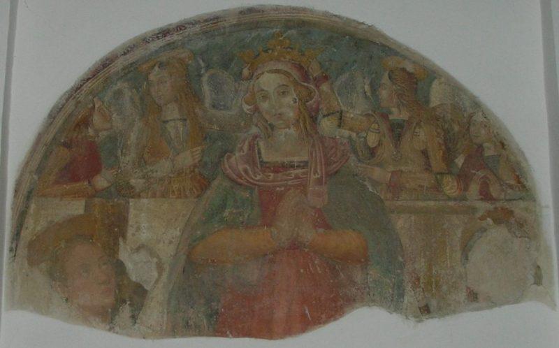A Castelleone di Suasa riapre la Chiesa di Sant'Antonio Abate