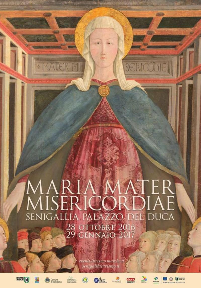 SENIGALLIA / A Palazzo del Duca la più grande mostra della storia della città: Maria Mater Misericordiae