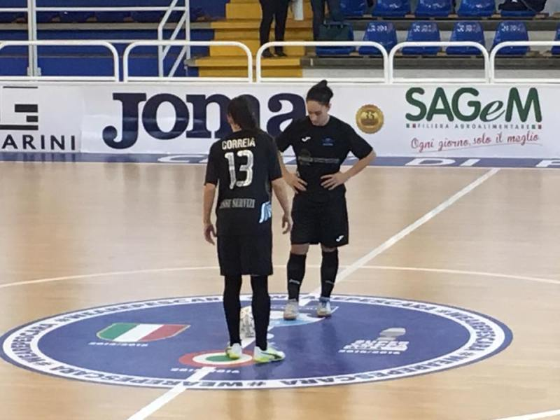 Il Falconara gioca, il Pescara segna: Citizens sconfitte per 2-1