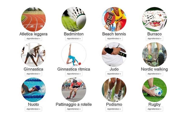 SENIGALLIA / Sono già 58 i Comuni che hanno aderito al Portale dello Sport